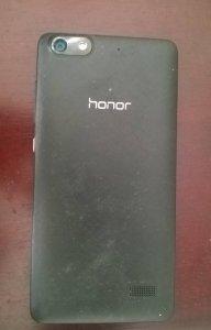 Honor 4c back shell