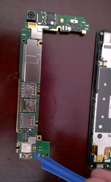 Honor 4c motherboard