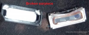 Honor 4c earpiece (broken) picture