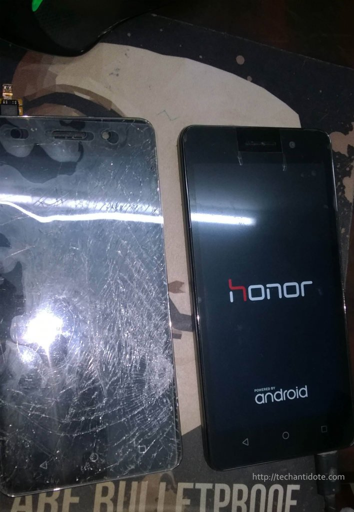 Honor 4c is Booottttiinnnnnngg!! :D