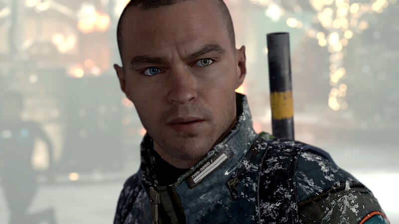 Detroit: Become Human - Marcus Screenshot