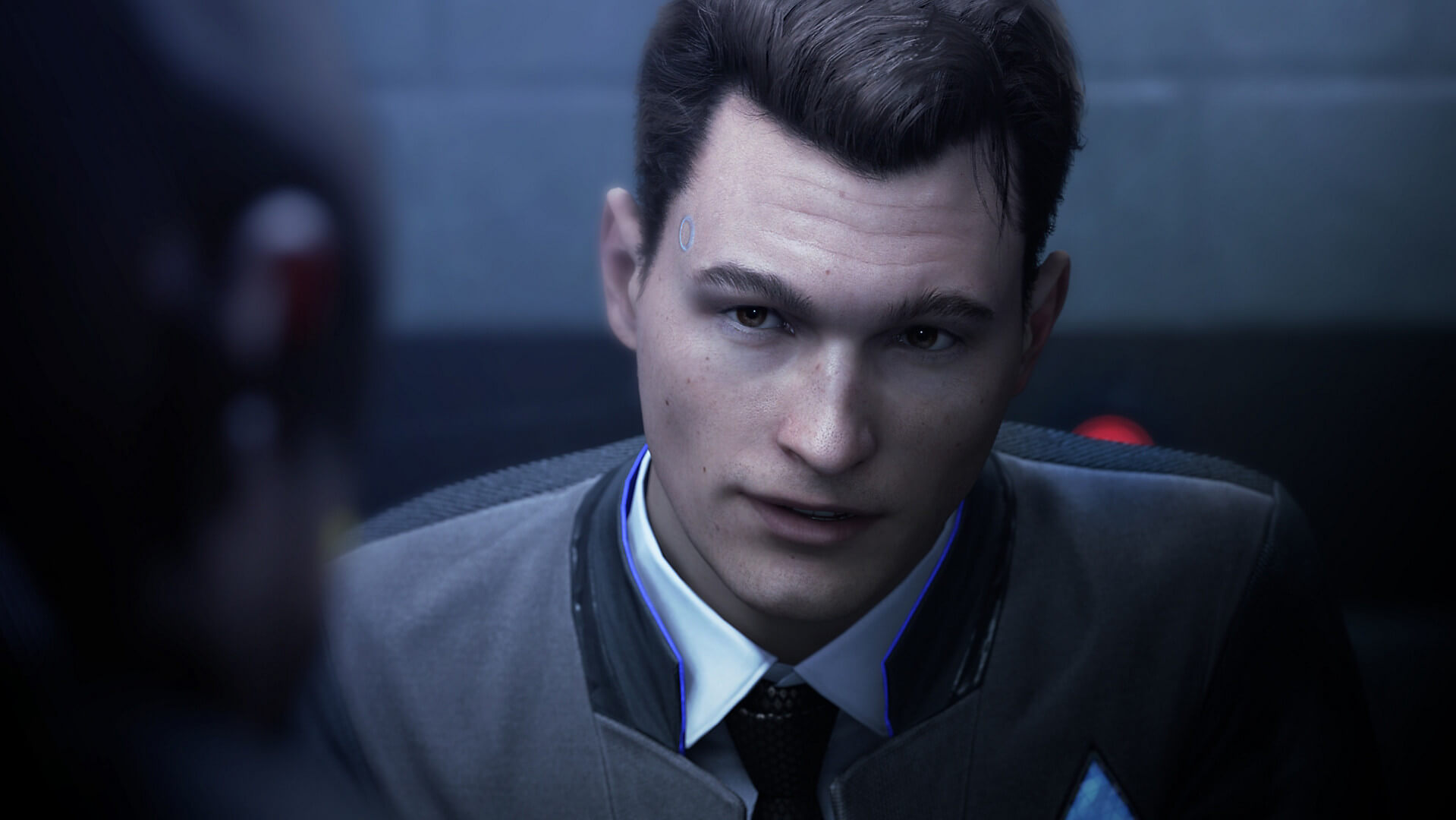 Detroit: Become Human Connor screenshot 2