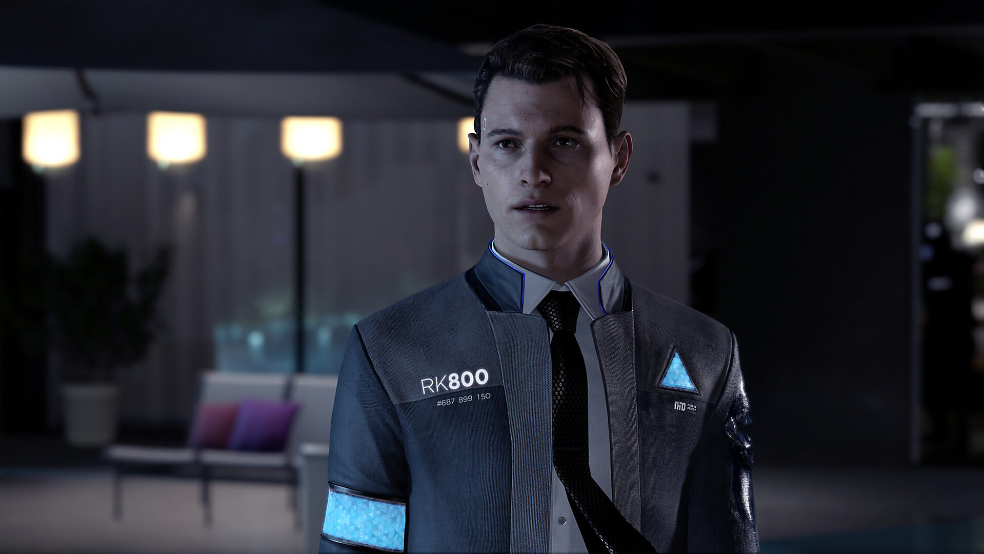 Detroit: Become Human - Connor screenshot