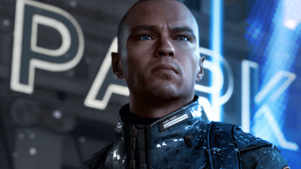 Detroit: Become Human - Marcus