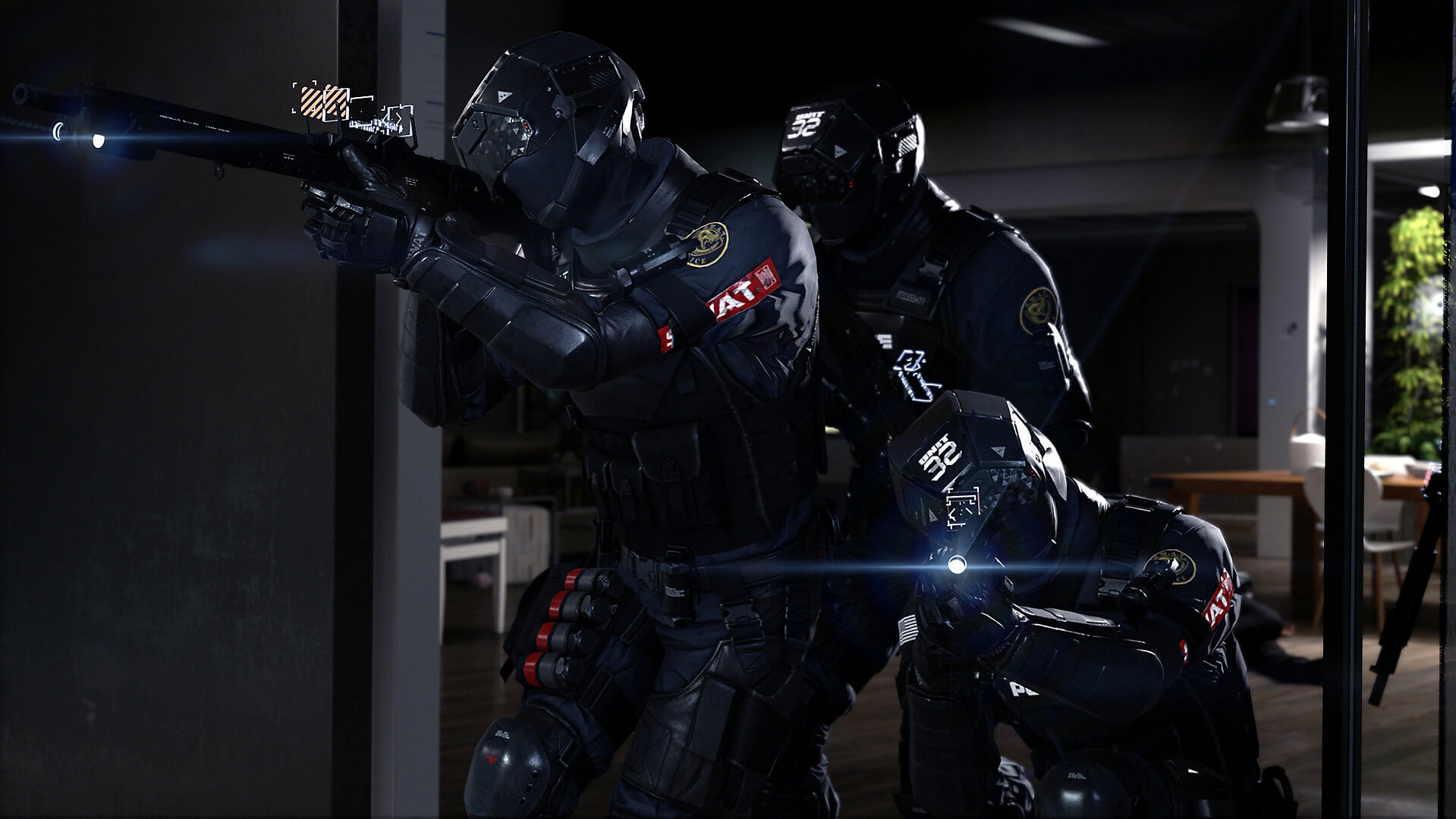 Detroit: Become Human - SWAT screenshot